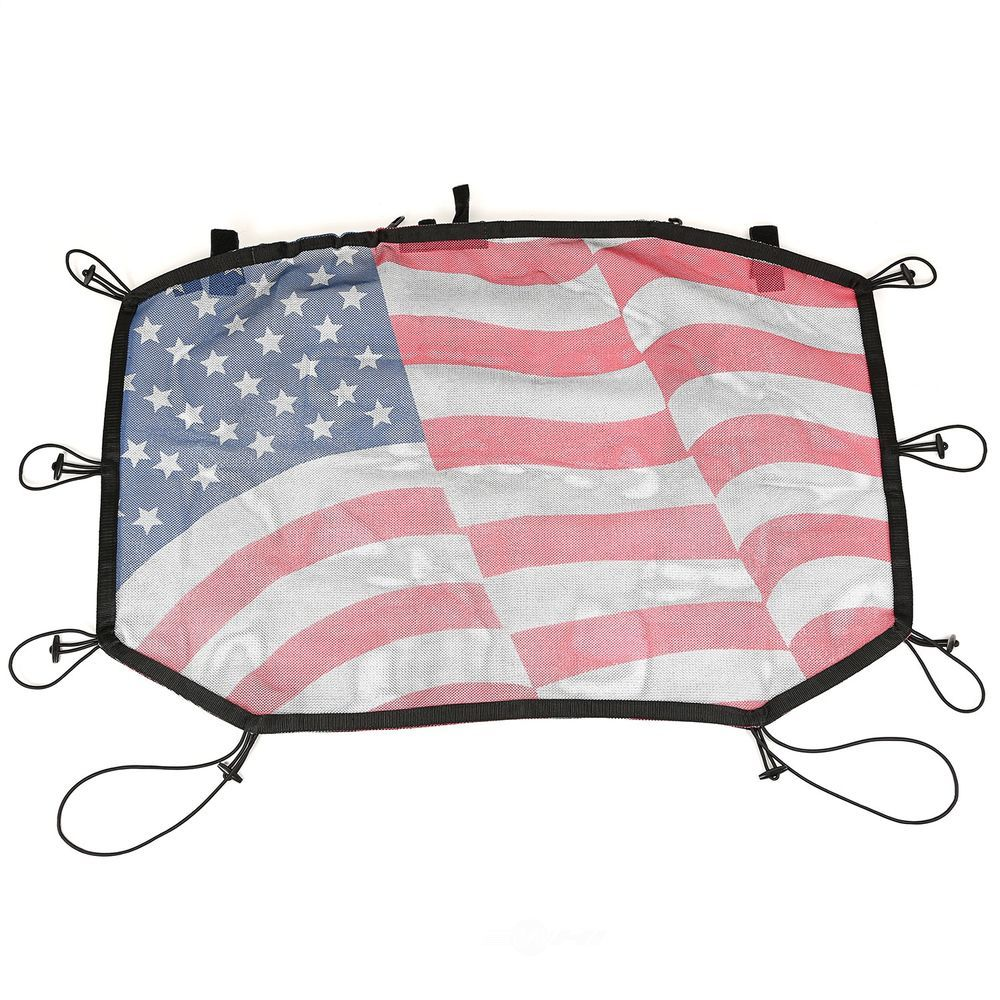 RUGGED RIDGE - Eclipse Sun Shade - RUG 13579.14