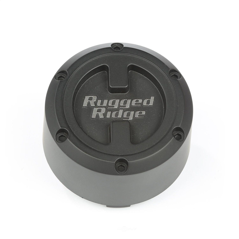 RUGGED RIDGE - XHD Wheel Center Cap - RUG 15201.55