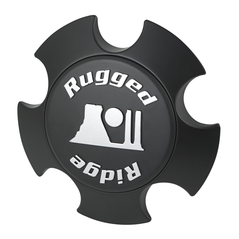 RUGGED RIDGE - XHD Wheel Center Cap - RUG 15305.51
