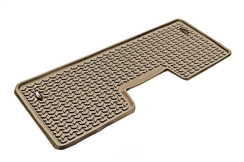 RUGGED RIDGE - All Terrain Floor Mat - RUG 83952.12