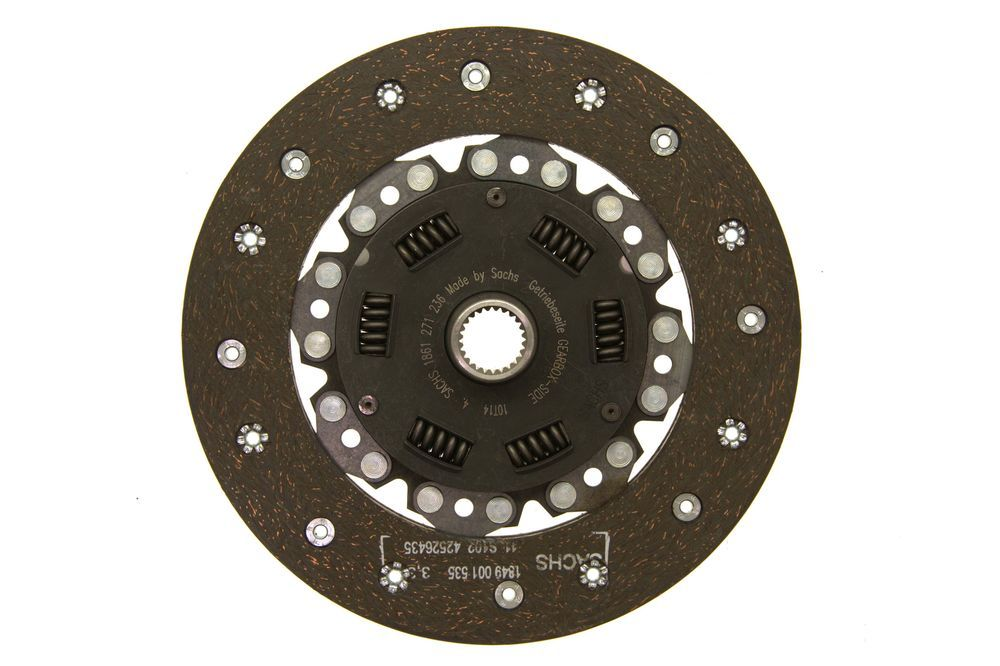 SACHS - Clutch Friction Disc - SAC 1861 271 236
