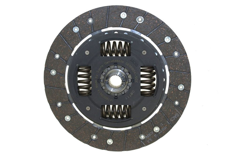 SACHS - Clutch Friction Disc - SAC 1878 005 614