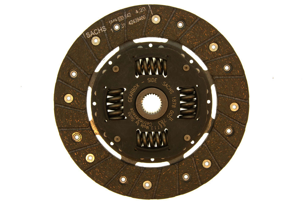 SACHS - Clutch Friction Disc - SAC 1878 005 783