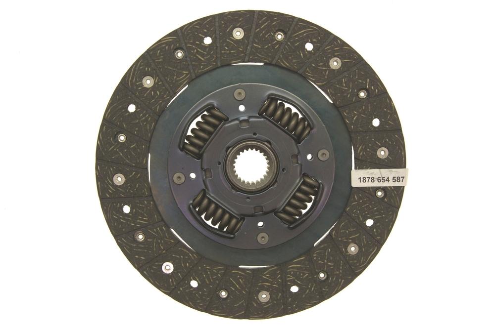 SACHS - Clutch Friction Disc - SAC 1878 654 587