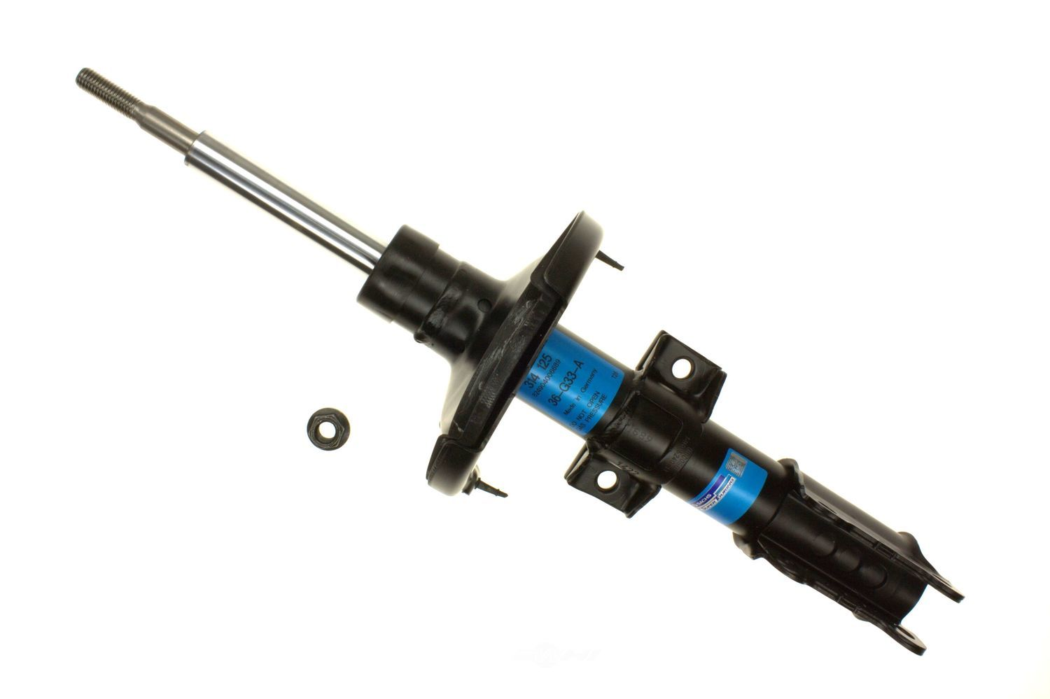 SACHS - Suspension Strut Assembly - SAC 314 125