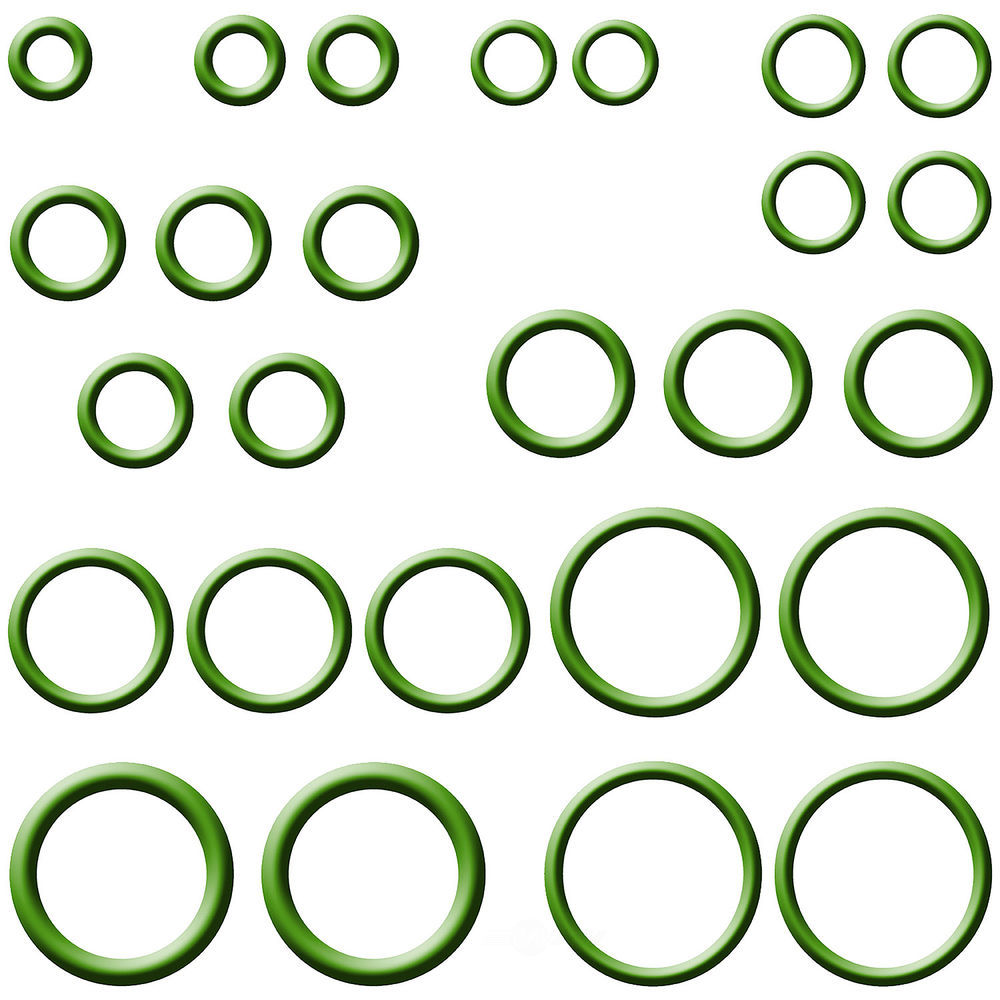 SANTECH INDUSTRIES - A/C System O-Ring and Gasket Kit - SAN MT2551