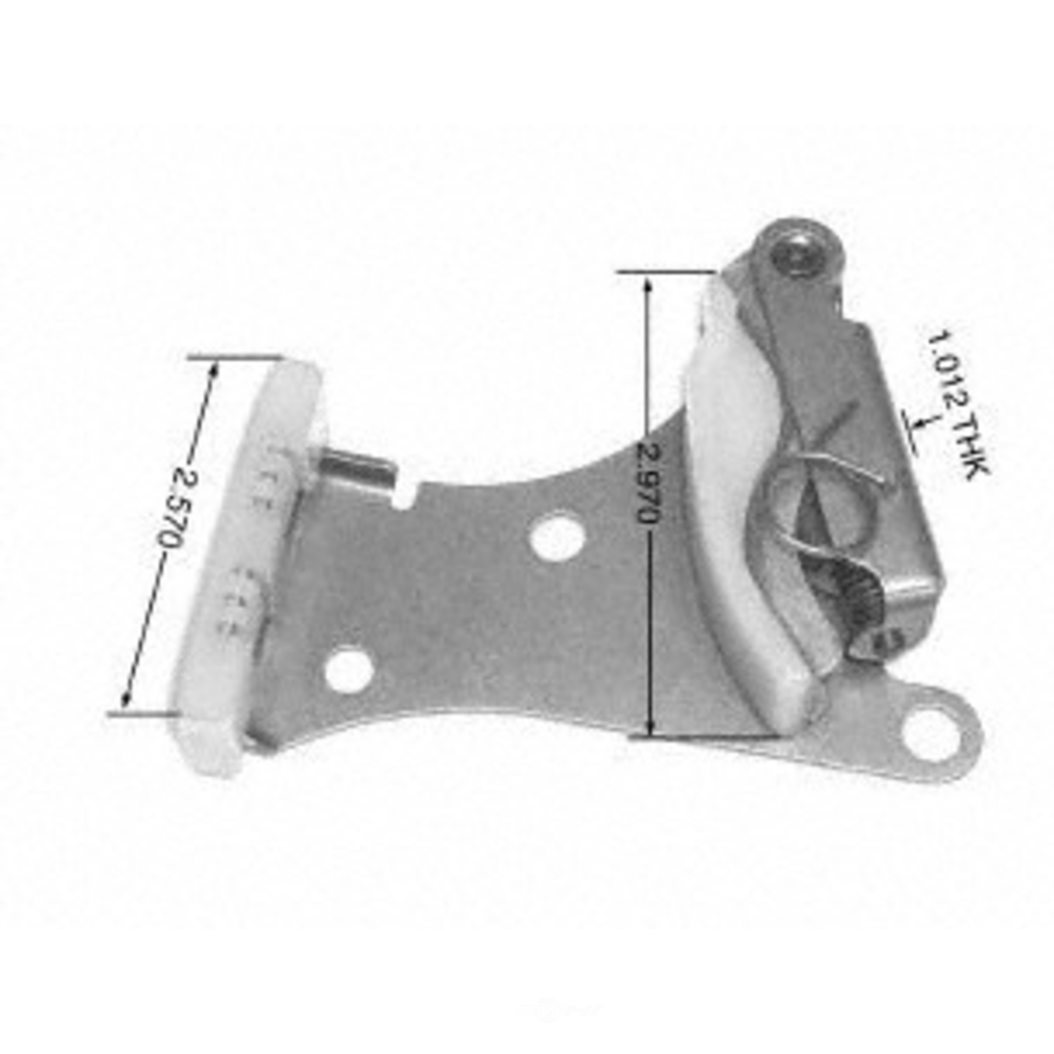 SEALED POWER - Engine Timing Chain Guide - SEA 222-309GP
