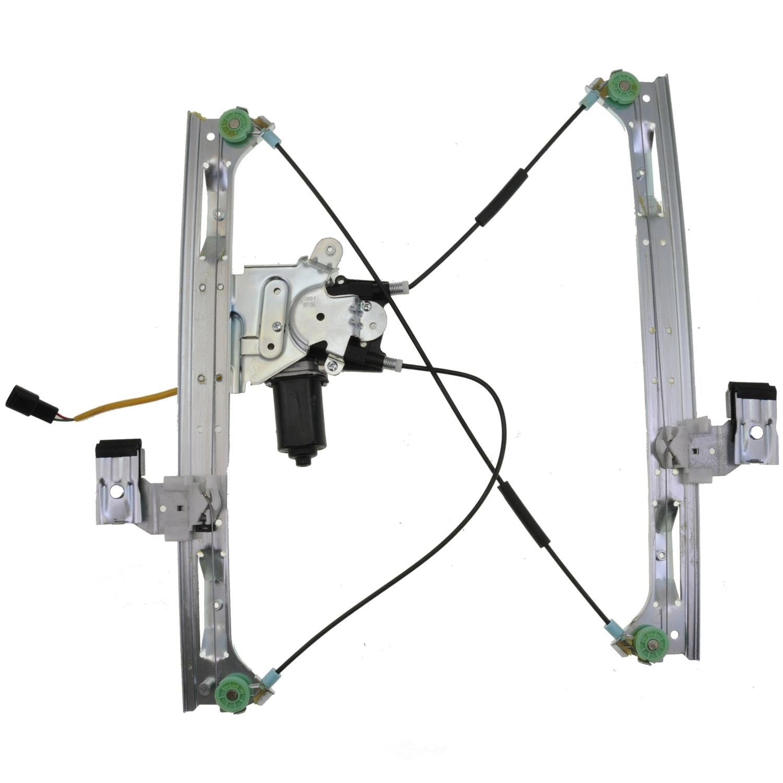 VDO - Power Window Motor & Regulator Assembly (Front Left) - SIE WL41690