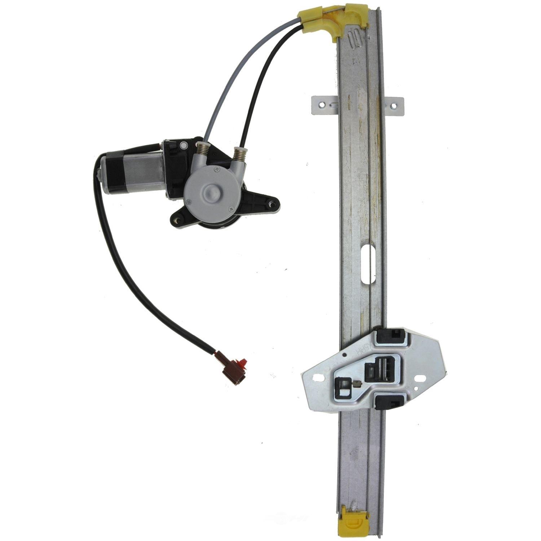 VDO - Power Window Motor & Regulator Assembly (Rear Right) - SIE WL41712