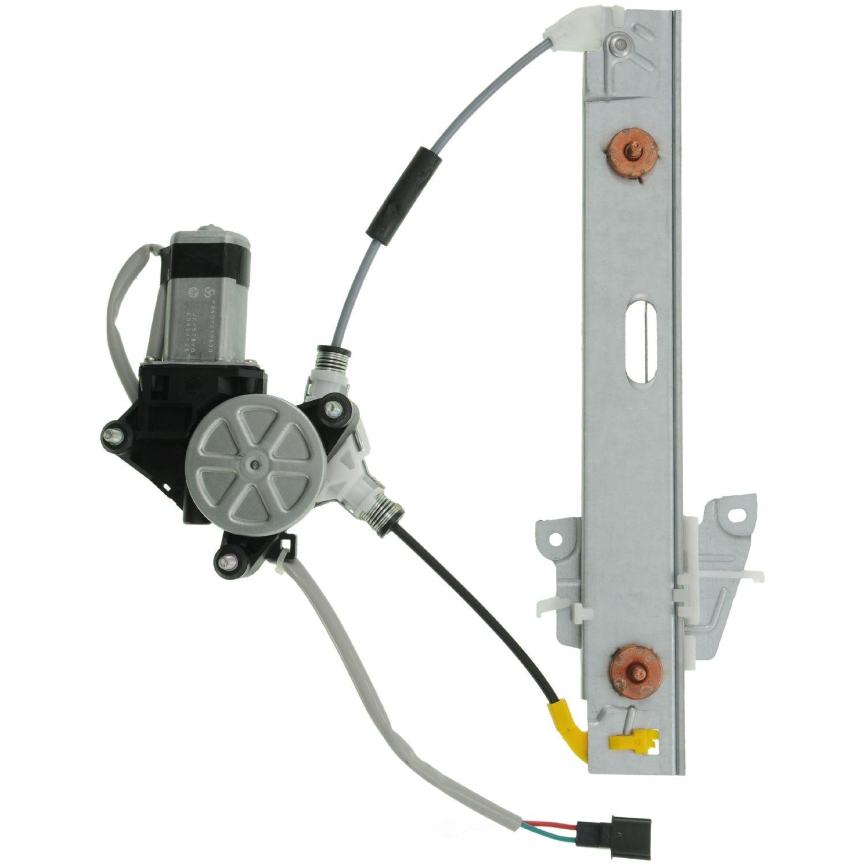 VDO - Power Window Motor & Regulator Assembly (Rear Right) - SIE WL43125