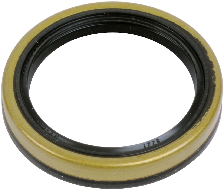 SKF (CHICAGO RAWHIDE) - Wheel Seal - SKF 550237
