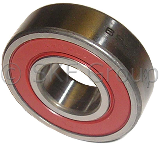 SKF (CHICAGO RAWHIDE) - Alternator Drive End Bearing - SKF 6203-RSZJ
