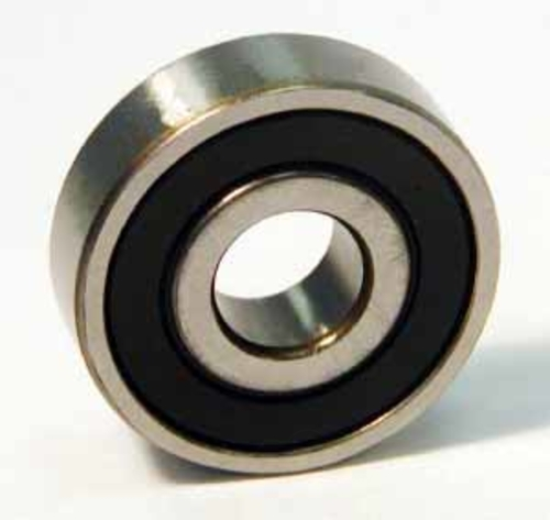 SKF (CHICAGO RAWHIDE) - Axle Intermediate Shaft Bearing - SKF 6206-2RSJ