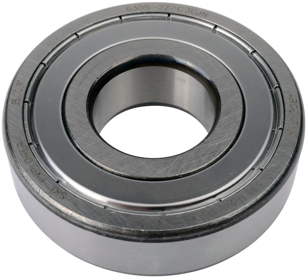 SKF (CHICAGO RAWHIDE) - Alternator Bearing - SKF 6303-2ZJ