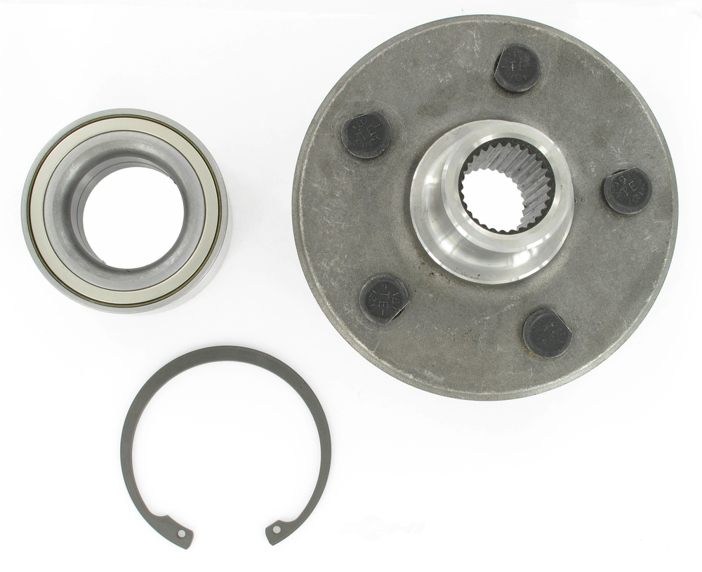 SKF (CHICAGO RAWHIDE) - Axle Bearing and Hub Assembly Repair Kit (Rear) - SKF BR930259K