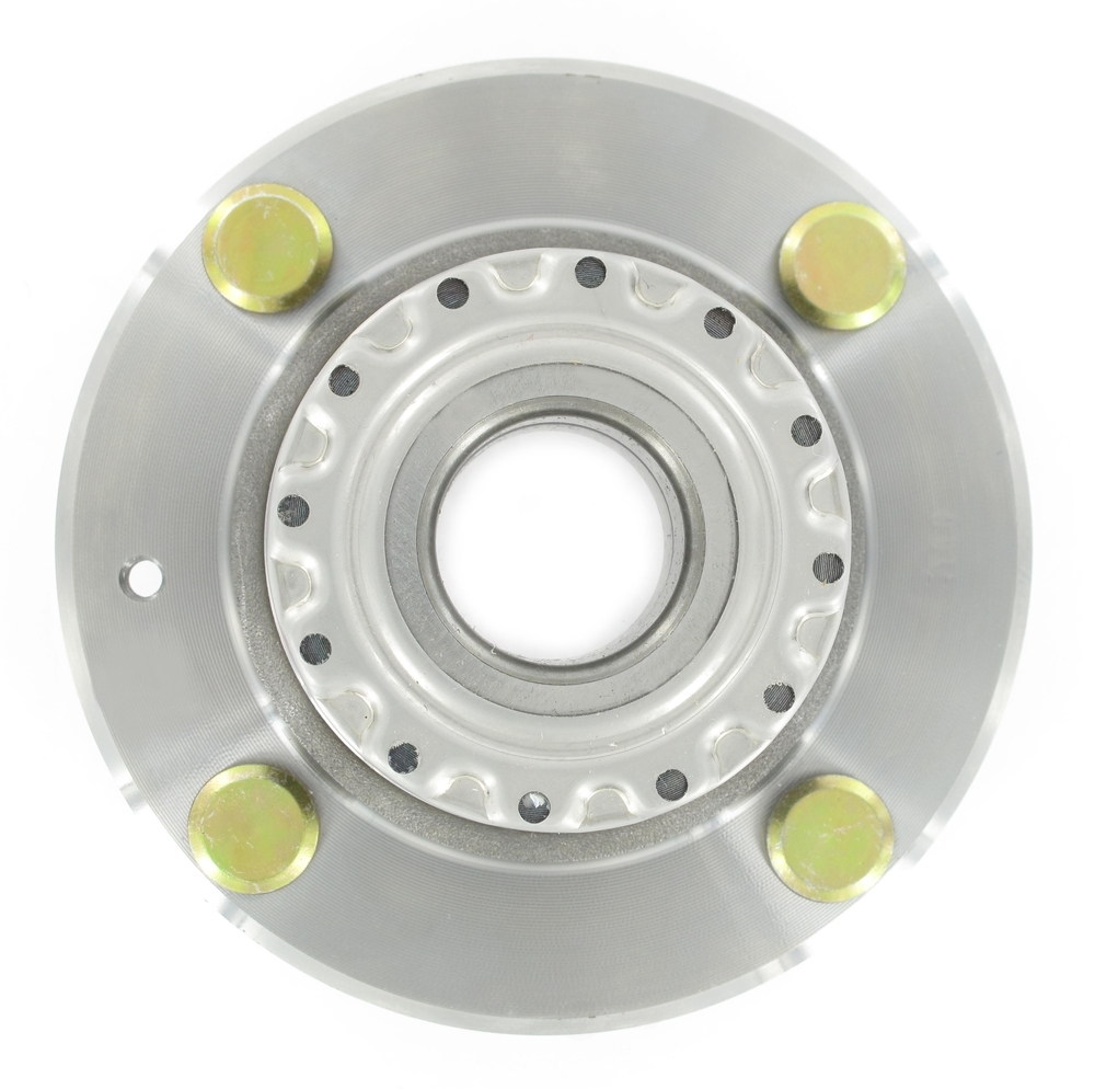 SKF (CHICAGO RAWHIDE) - Wheel Bearing and Hub Assembly (Rear) - SKF BR930262