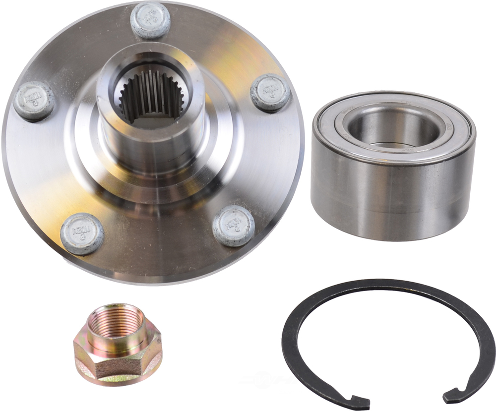 SKF (CHICAGO RAWHIDE) - Axle Bearing and Hub Assembly Repair Kit (Front) - SKF BR930569K