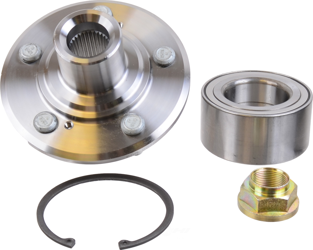 SKF (CHICAGO RAWHIDE) - Axle Bearing & Hub Assembly Repair Kit - SKF BR930583K