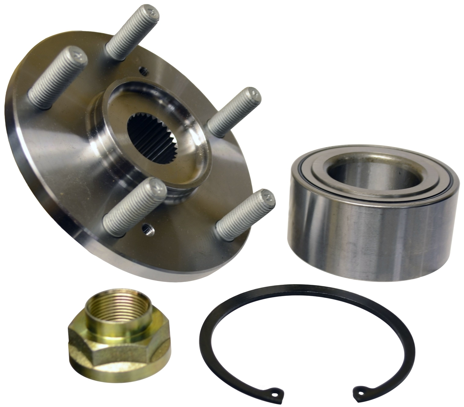 SKF (CHICAGO RAWHIDE) - Axle Bearing & Hub Assembly Repair Kit - SKF BR930590K