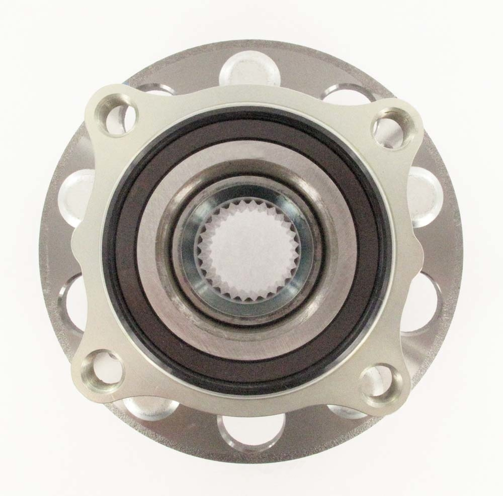 SKF (CHICAGO RAWHIDE) - Axle Bearing & Hub Assembly - SKF BR930606