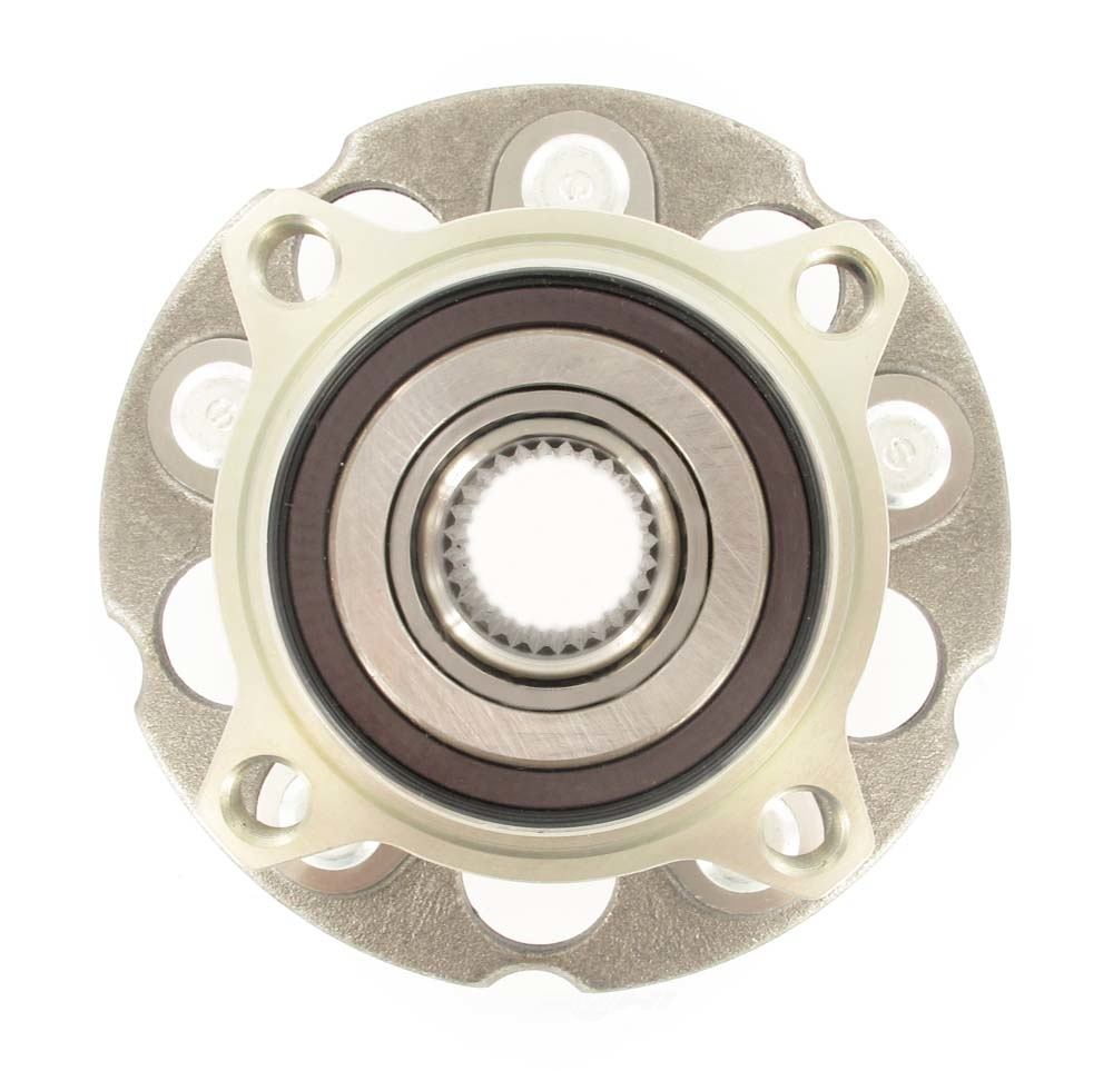 SKF (CHICAGO RAWHIDE) - Axle Bearing & Hub Assembly - SKF BR930650