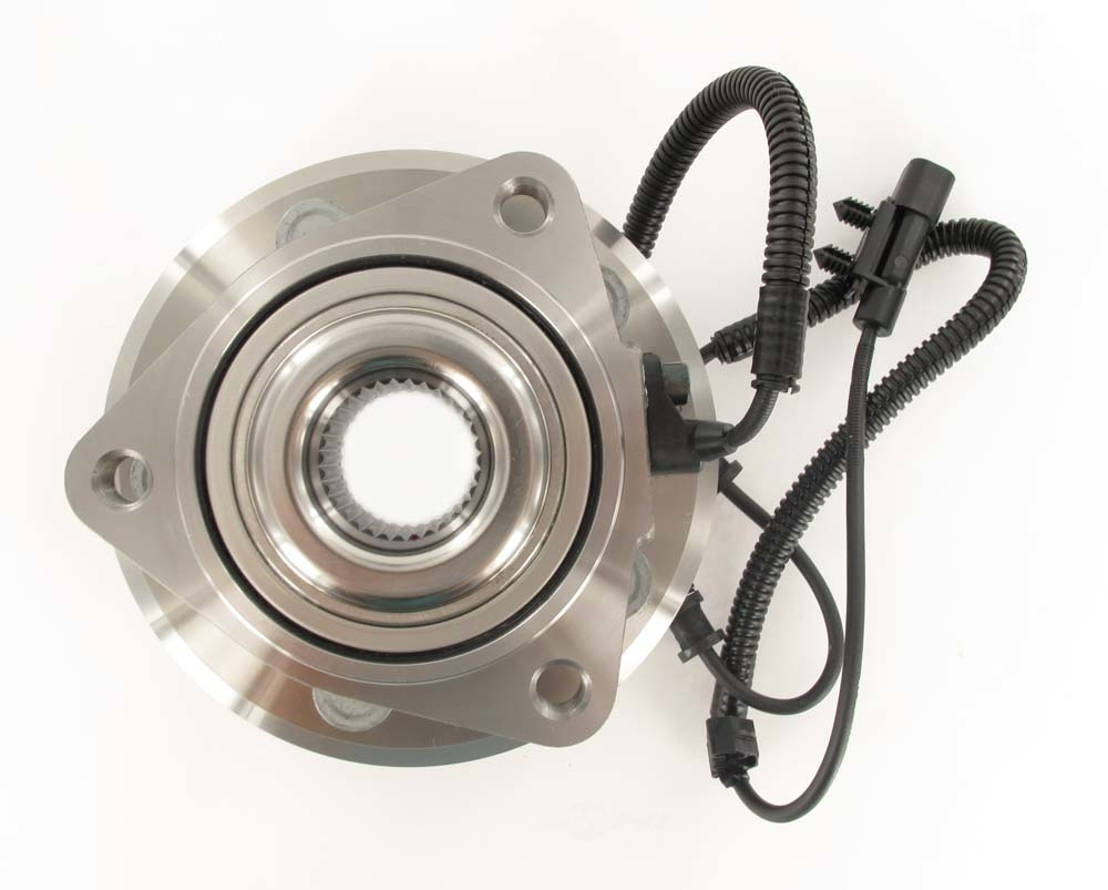 SKF (CHICAGO RAWHIDE) - Axle Bearing And Hub Assembly (Front) - SKF BR930697