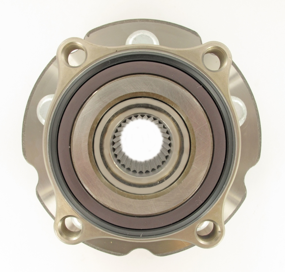 SKF (CHICAGO RAWHIDE) - Axle Bearing & Hub Assembly - SKF BR930728