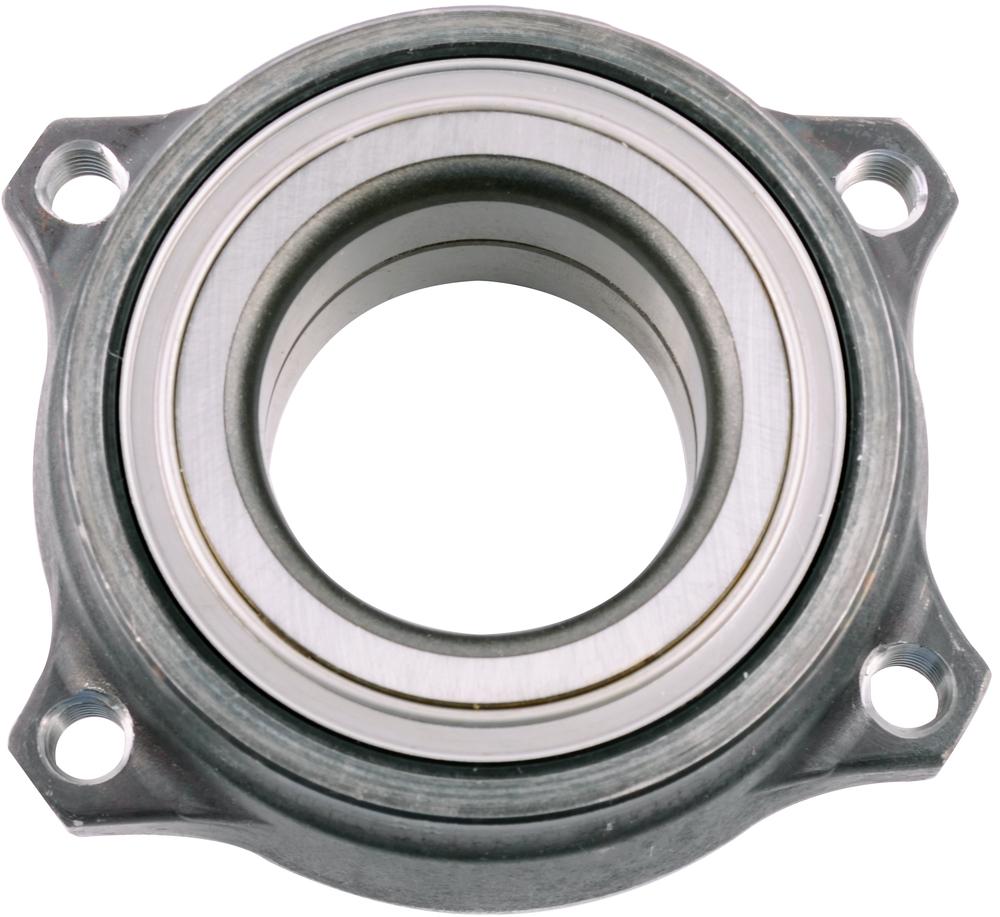 SKF (CHICAGO RAWHIDE) - Wheel Bearing And Hub Assembly - SKF BR930855