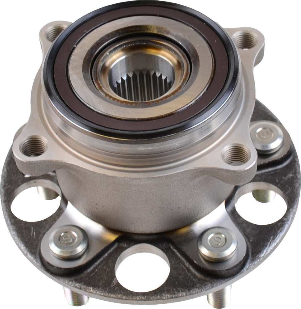 SKF (CHICAGO RAWHIDE) - Axle Bearing & Hub Assembly - SKF BR930896