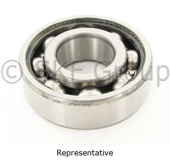SKF (CHICAGO RAWHIDE) - Auto Trans Output Shaft Bearing - SKF 6007-J