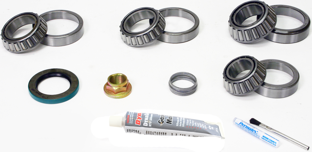 SKF (CHICAGO RAWHIDE) - Axle Differential Bearing & Seal Kit - SKF SDK311-J
