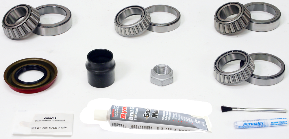 SKF (CHICAGO RAWHIDE) - Axle Differential Bearing & Seal Kit - SKF SDK320-A