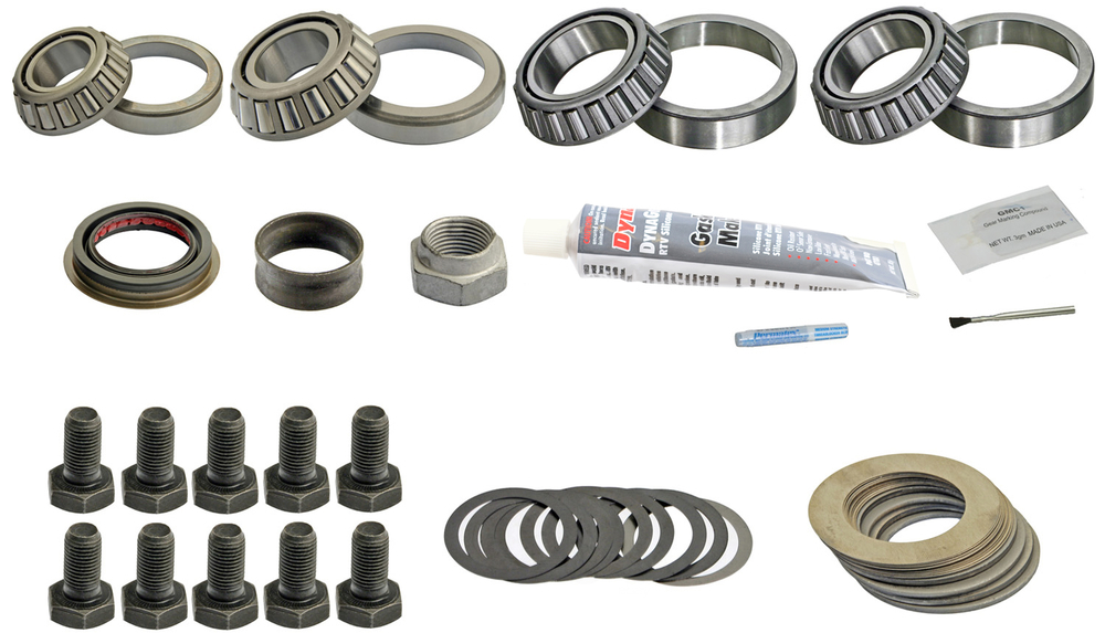 SKF (CHICAGO RAWHIDE) - Axle Differential Bearing & Seal Kit - SKF SDK321-QMK