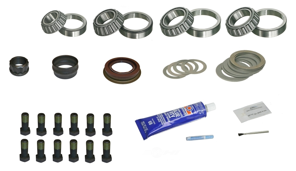 SKF (CHICAGO RAWHIDE) - Axle Differential Bearing & Seal Kit - SKF SDK327-MK