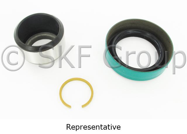 SKF (CHICAGO RAWHIDE) - Eng Crankshaft Kit - SKF 185