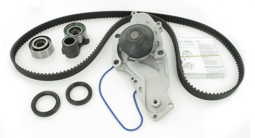 SKF (CHICAGO RAWHIDE) - Engine Timing Belt Kit with Water Pump & Seals - SKF TBK329WP