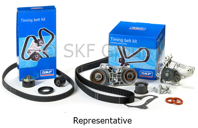 SKF (CHICAGO RAWHIDE) - Engine Timing Belt Component Kit - SKF TBK279WP
