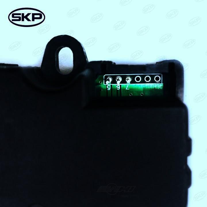 SKP - HVAC Blend Door Actuator - SKP SK604120