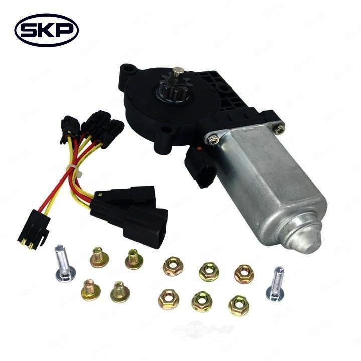 SKP - Power Window Motor (Front Left) - SKP SK742142
