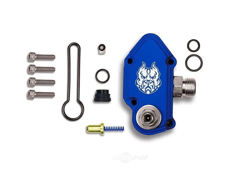 SINISTER DIESEL - Fuel Pressure Regulator - SND SD-FUELBLK-6.0-ADJ