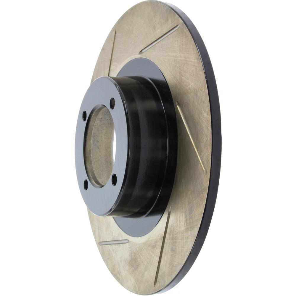 STOPTECH - StopTech Sport Slotted Brake Disc - SOH 126.25002SR