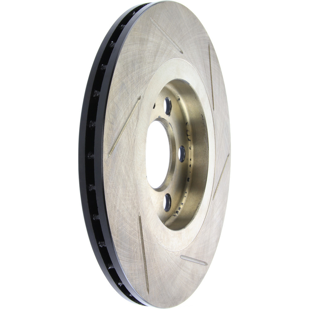 STOPTECH - StopTech Sport Slotted Disc Brake Rotors - SOH 126.33034SR