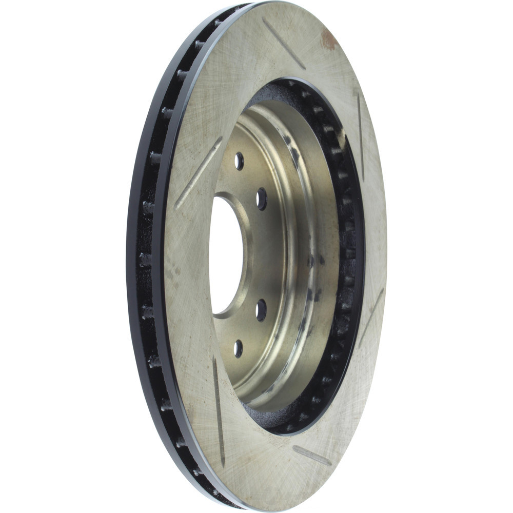 STOPTECH - StopTech Sport Slotted Disc Brake Rotors - SOH 126.45024SR