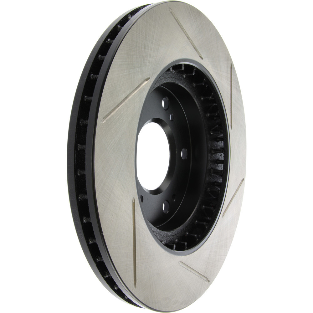 STOPTECH - StopTech Sport Slotted Disc Brake Rotors (Front Right) - SOH 126.46066SR
