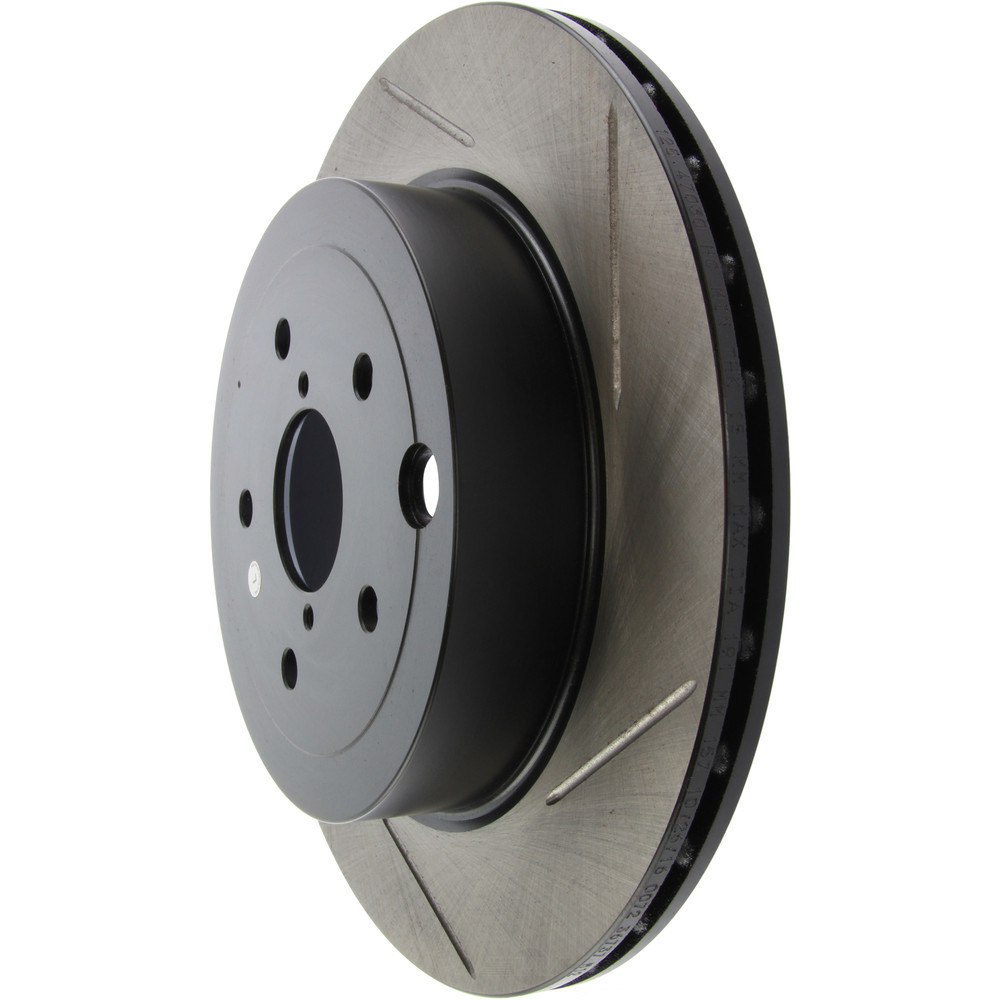 STOPTECH - StopTech Sport Slotted Disc Brake Rotors (Rear Left) - SOH 126.47030SL