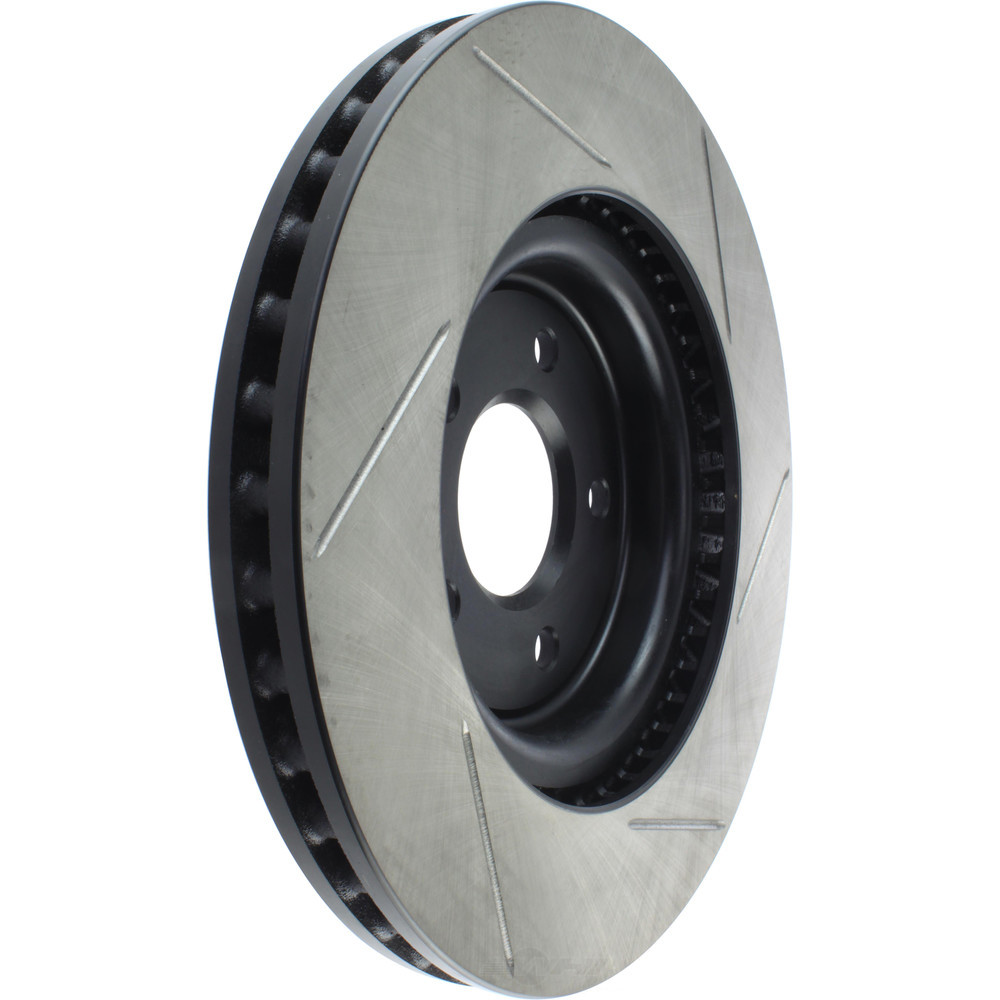 STOPTECH - StopTech Sport Slotted Disc Brake Rotors - SOH 126.61094SR