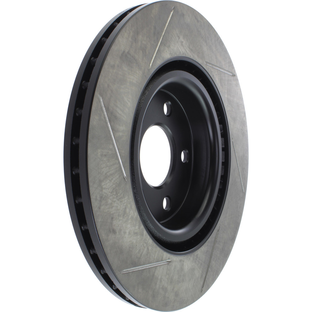 STOPTECH - StopTech Sport Slotted Brake Disc (Front Left) - SOH 126.62116SL