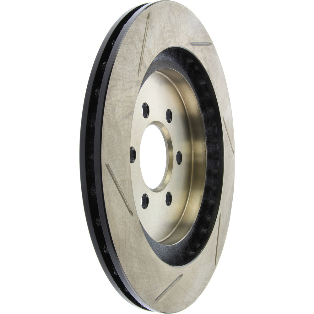 STOPTECH - StopTech Sport Slotted Disc Brake Rotors - SOH 126.63037SL