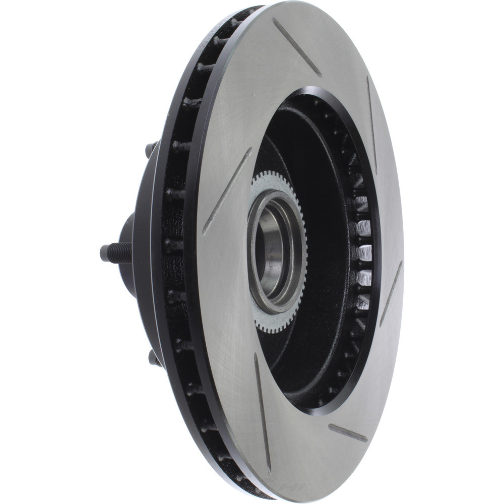 STOPTECH - StopTech Sport Slotted Disc Brake Rotors - SOH 126.65040SR