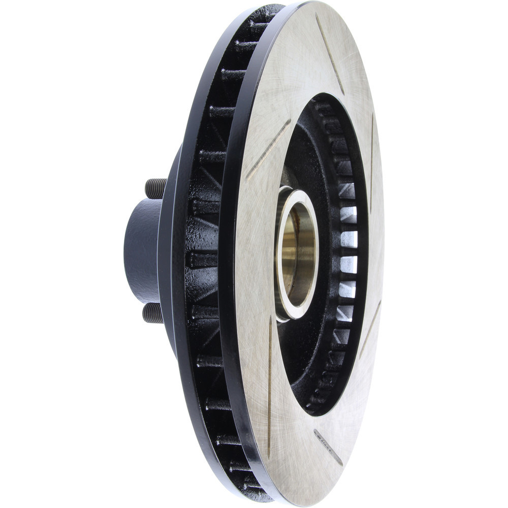 STOPTECH - StopTech Sport Slotted Brake Disc (Front Right) - SOH 126.66000SR